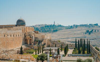 Kuva Jerusalemista.