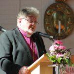 Piispa Samuel Salmi - puhe avajaisissa
